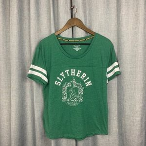 Harry Potter Slytherin Graphic Tee